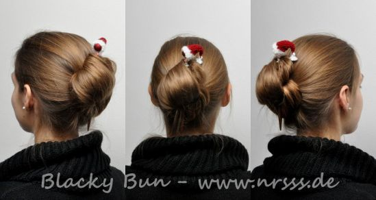 6. Türchen - Blacky Bun